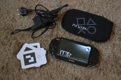 Konsola PlayStation Vita PSVita + emulator SNES Game Boy / zamiana
