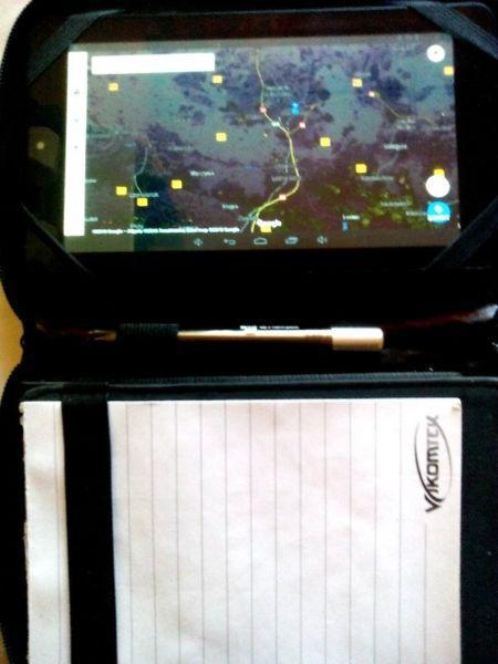 Tablet Cavion Base 7.1 Quad 4GB ( nowy )