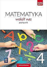 testy kl.4,5,6,7 Matematyka wokół nas/Matematyka z plusem/Matematyka z kluczem/Matematyka WSIP