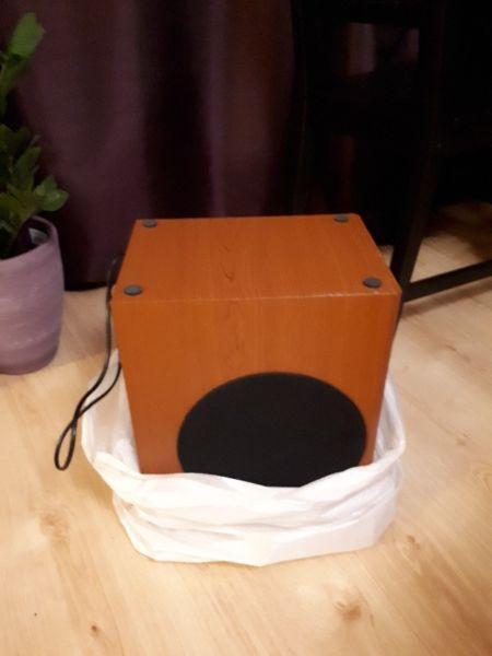 Głośniki 5+1 Genius SW-HF5.1 5050 V2 + karta blaster x-fi surround 5.1