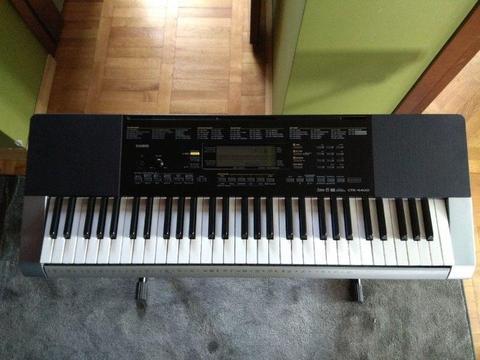 Keyboard CASIO CTK 4400 warszawa