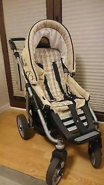 Wózek Teutonia