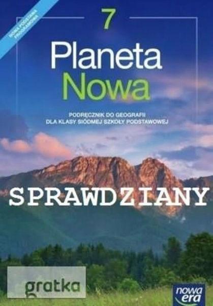 Sprawdziany itd. Geografia WSiP, Planeta Nowa