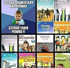 TESTY Sprawdziany , generator Szkoła Podstawowa i Gimnazjum - polski, matematyka, historia 2018