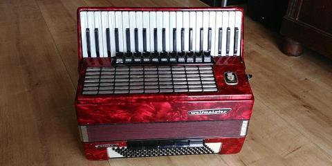 akordeon Weltmeister Stella 120 basów
