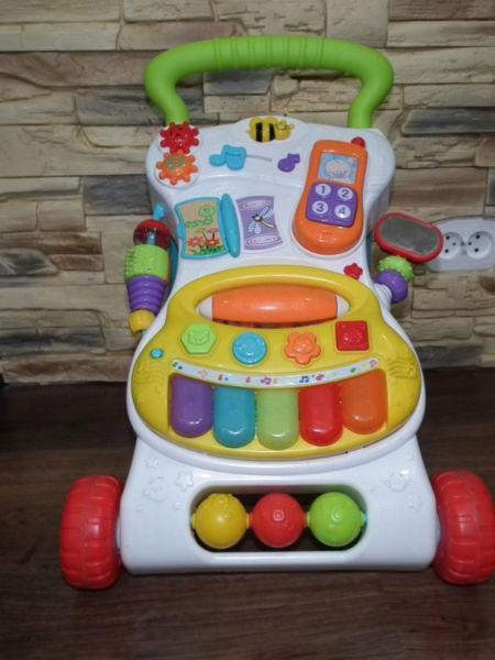 Chodzik-zabawka dla dzieci