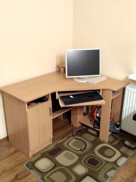 Oddam biurko narożne