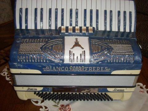 Akordeon Bianco Freres