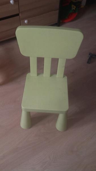 krzeselko ikea