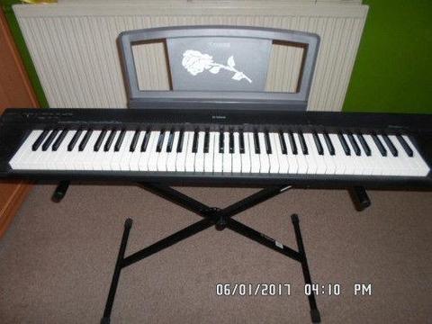 Pianino cyfrowe Yamaha NP-30