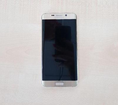 Samsung Galaxy S6 Edge Plus w kolorze złotym