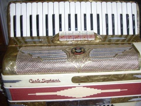 Akordeon Carlo Soprani