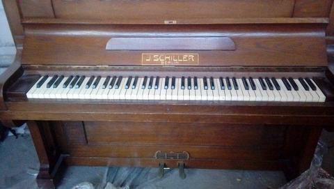 Sprzedam wspaniałe pianino J. Schiller Berlin