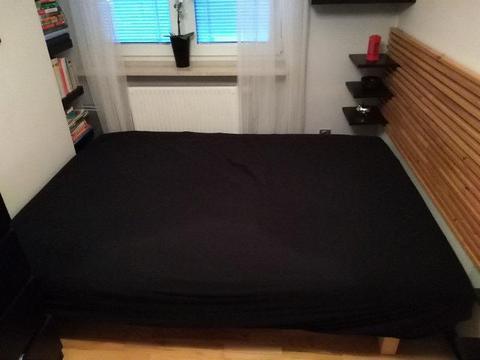Sprzedam łóżko z Ikea