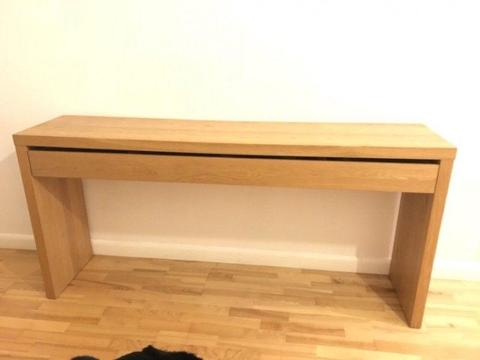 Ikea Malm toaletka komoda