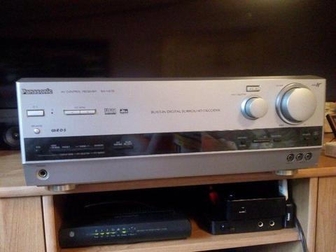 Sprzedam Amplituner Panasonic SA-HE75