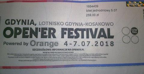 Depeche Mode - Opener Festiwal