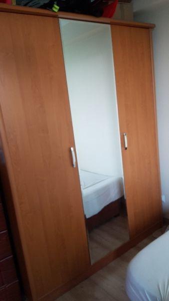 Pojemna szafa tanio (200x153x60)