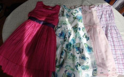 Sprzedam ubrania na 122-128cm
