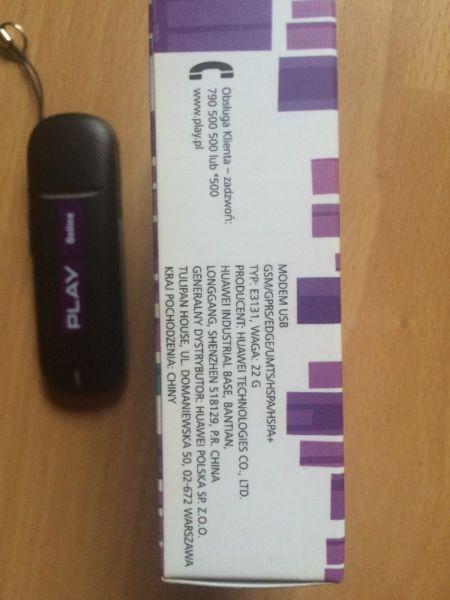 Router LINKSYS model WRT54GC oraz modem USB!!!