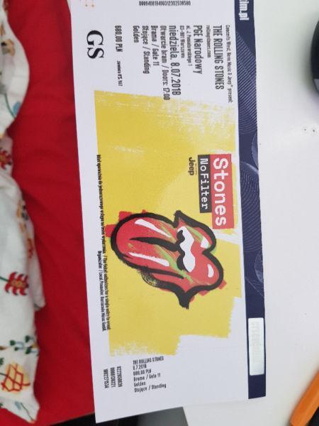 The Rolling Stones Golden Circle 8.07 Warszawa