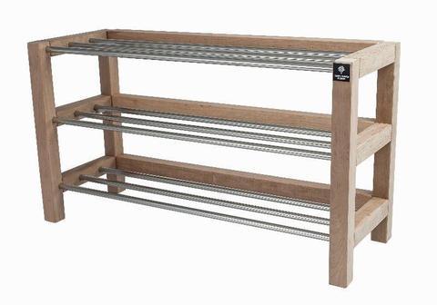 Regał Szafka Na Buty Drewno Lite Kolory RDD-25 Rozmiary od 50 cm do 120 cm
