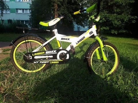 sprzedam rower dla dziecka 4-6 lat