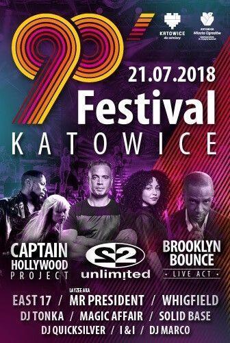 Bilet Golden Circle na 90 Festival