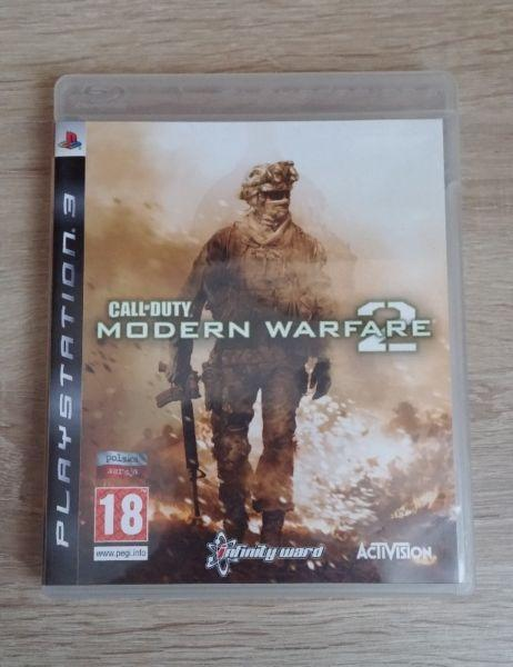 Playstation 3 - Call Of Duty Modern Warfare 2
