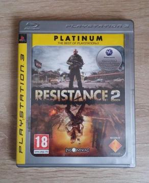 Playstation 3 - Resistance 2