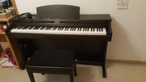 sprzedam pianino cyfrowe Kawai
