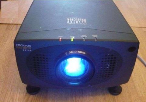 Sprawny działający Kinowy SUPER PROJEKTOR multimedialny w PEŁNI sprawny z lampą za 1200zł