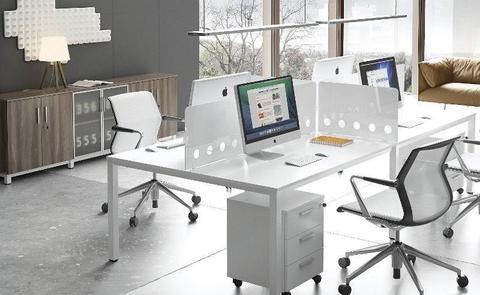 Meble biurowe - fotele i krzesła, biurka, lady recepcyjne, meble pracownicze, socjalne, barowe