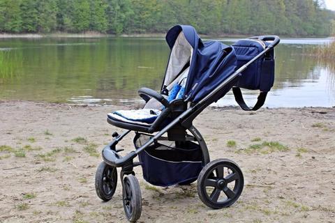 Oddam wózek dla dziecka za darmo
