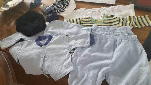 Oddam ubranka dla chłopca 62/68