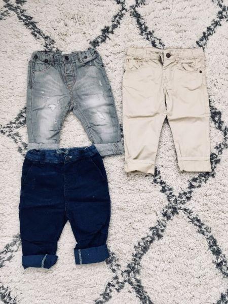 Spodnie Zara. Dobra cena