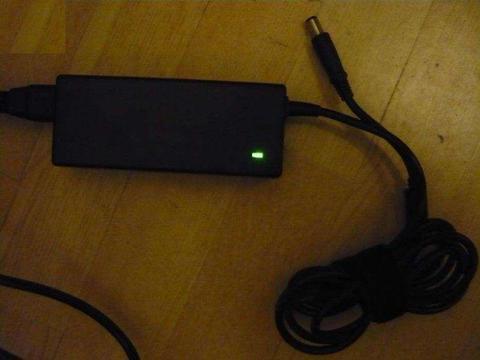 NOWY ORYGINALNY ZASILACZ DELL 90W do laptopów DELL i HP (19,5V 4,62A) w 100% sprawny, tanio