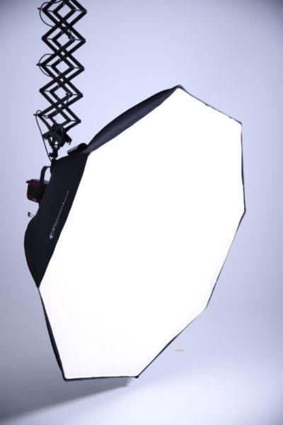 Softbox Powerlux HQ 170cm - Oktagonalny - mocowanie Bowens