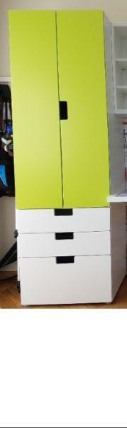 Szafa z szufladami STUVA z IKEA