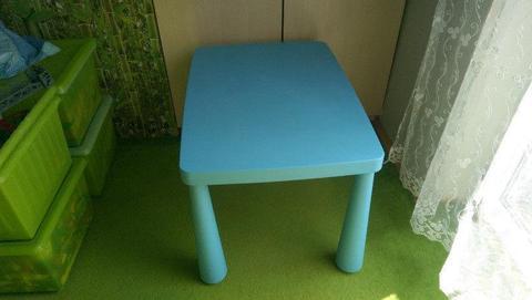 Stolik + krzesełka z Ikei