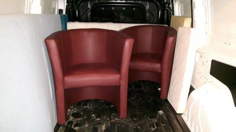Fotele do biura Sprzedam używane Warszawa Bielany
