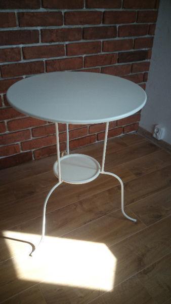 Sprzedam stolik metalowy z Ikei