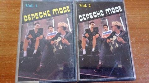 Depeche Mode , kasety vintage