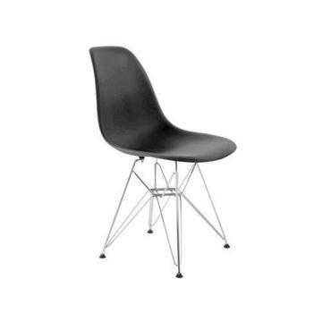 Krzesło biurowe czarne milano