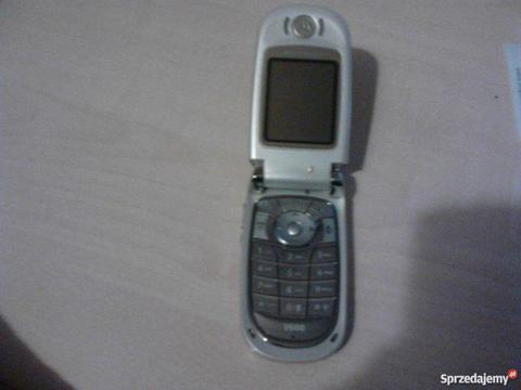 Motorola v600 simlock Plus Kolekcjonerski