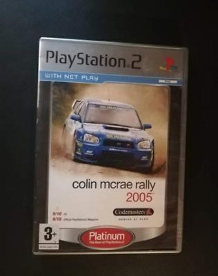 Colin mcrae rally PS2