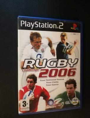 Rugby 2006 (UBISOFT) PS2