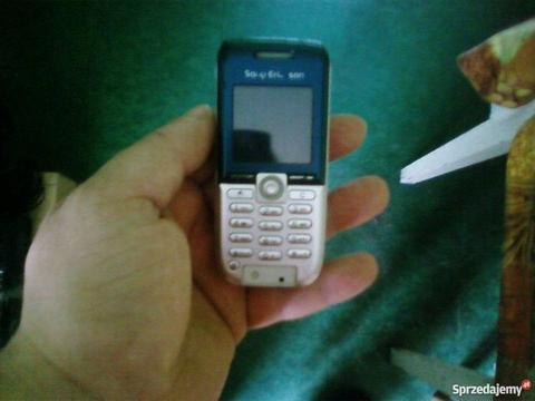 Sony Ericsson k300i simlock Plus