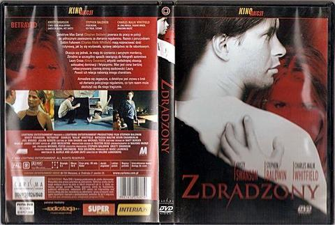 Zdradzony - DVD TANIO