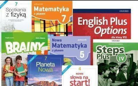 Pomoce dydaktyczne wszystkie klasy , wszystkie szkoły 2018/2019